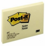 POST IT 3M 657 (7X10CM)