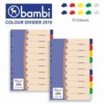 Bambi Colour Divider 2510