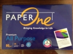 PAPER ONE 80/F