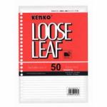LOOSE LEAF KENKO A5/50LB