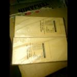 AMPLOP COKLAT SUPER KABINET 100 PCS