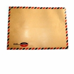 AMPLOP FOLIO AIRMAIL 310 100PCS