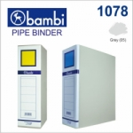 Bambi Pipe Binder 1078