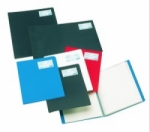 BANTEX-PP DISPLAY BOOK A4 40 POCKETS 3147