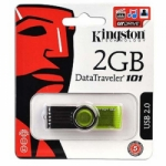 FLASH DISC KINGSTONE 2GB