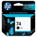 Tinta HP 74 Black