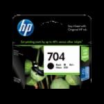HP 704 BLACK