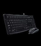 KEYBOARD MOUSE LOGITECH USB MK120