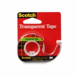 SCOTCH TRANS TAPE 12,7MMX7,62M SELOTIP