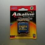 ABC ALKALINE AAA (4+2) PCS