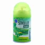 STELLA MATIC REFILL GREEN FANTASY 225ML