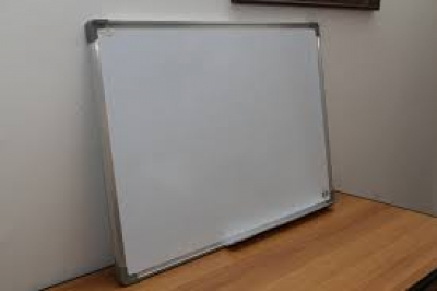 WHITE BOARD SINGLE FACE  large